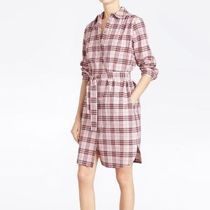 New NwT Burberry check dress